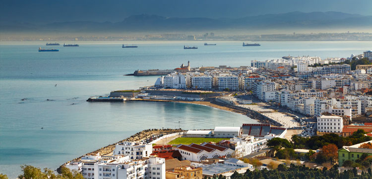 Algiers city © Dmitry Pichugin - Fotolia.com