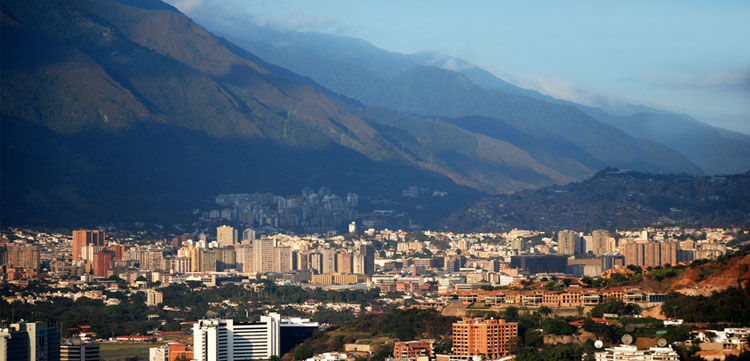 Caracas © irabassi - Fotolia.com