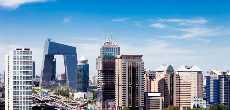 landscape of modern city ,beijing © zhu difeng - Fotolia.com